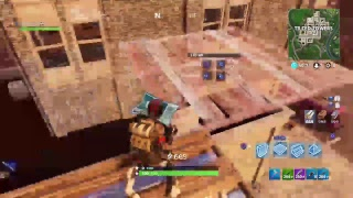 How to rush people in Fortnite