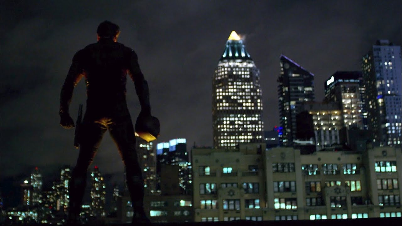 The Fight for Hell's Kitchen - A Daredevil Season 1 ...