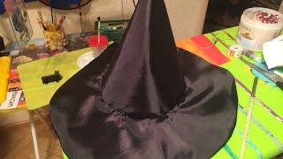 Как сделать шляпу волшебника своими руками
