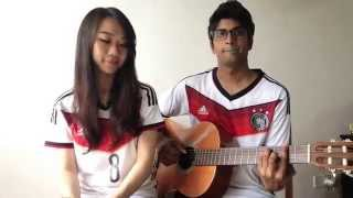 We are one(ole ola world cup 2014) - The swirlrs (acoustic cover)