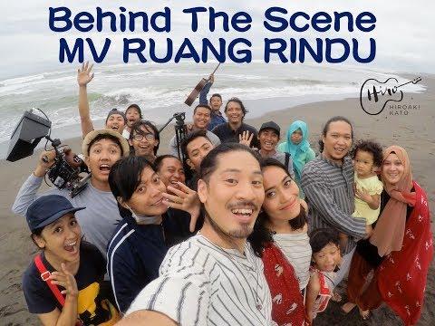 #HIROVLOG - Ruang Rindu Behind the Scenes