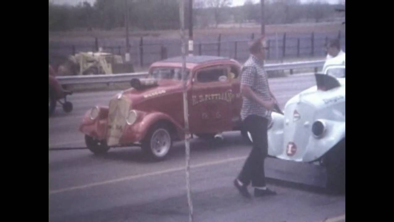 Dallas Car Show >> Green Valley Raceway, Vintage Drag Racing (3 of 3) - YouTube