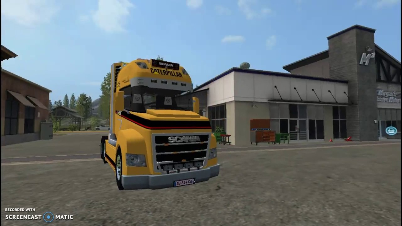 Farming Simulator 17 --Learn to FLY! --- LAMBO MODS