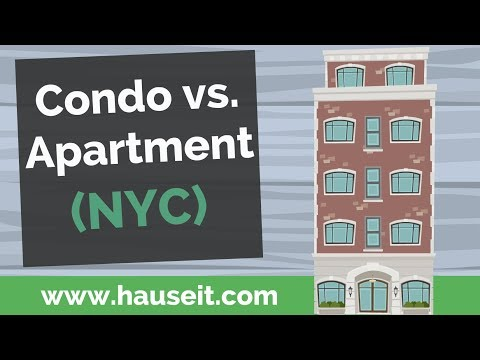 Condo vs. Apartment - What's the Difference Between Condos and Apartments in NYC? (2018)