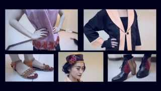 "Toraja Melo "" Blessing Of The Free Spirit ""  # 2 - Indonesia Fashion Week 2015"