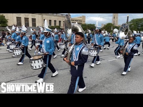 Jackson State JSettes And Marching Band - Circle City Classic Parade 2019