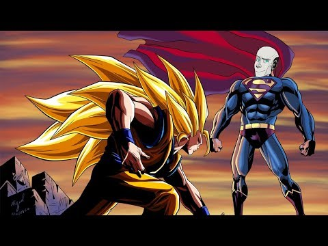 all Versions of Superman VS all Versions of Goku I need your help