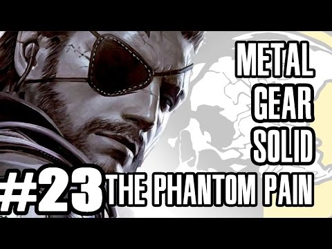 Best Friends Play Metal Gear Solid V - The Phantom Pain (Part 23)