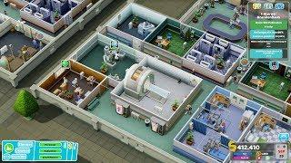 Two Point Hospital 🏥 #61 - Nach Stufe 2 kommt Stufe 3!