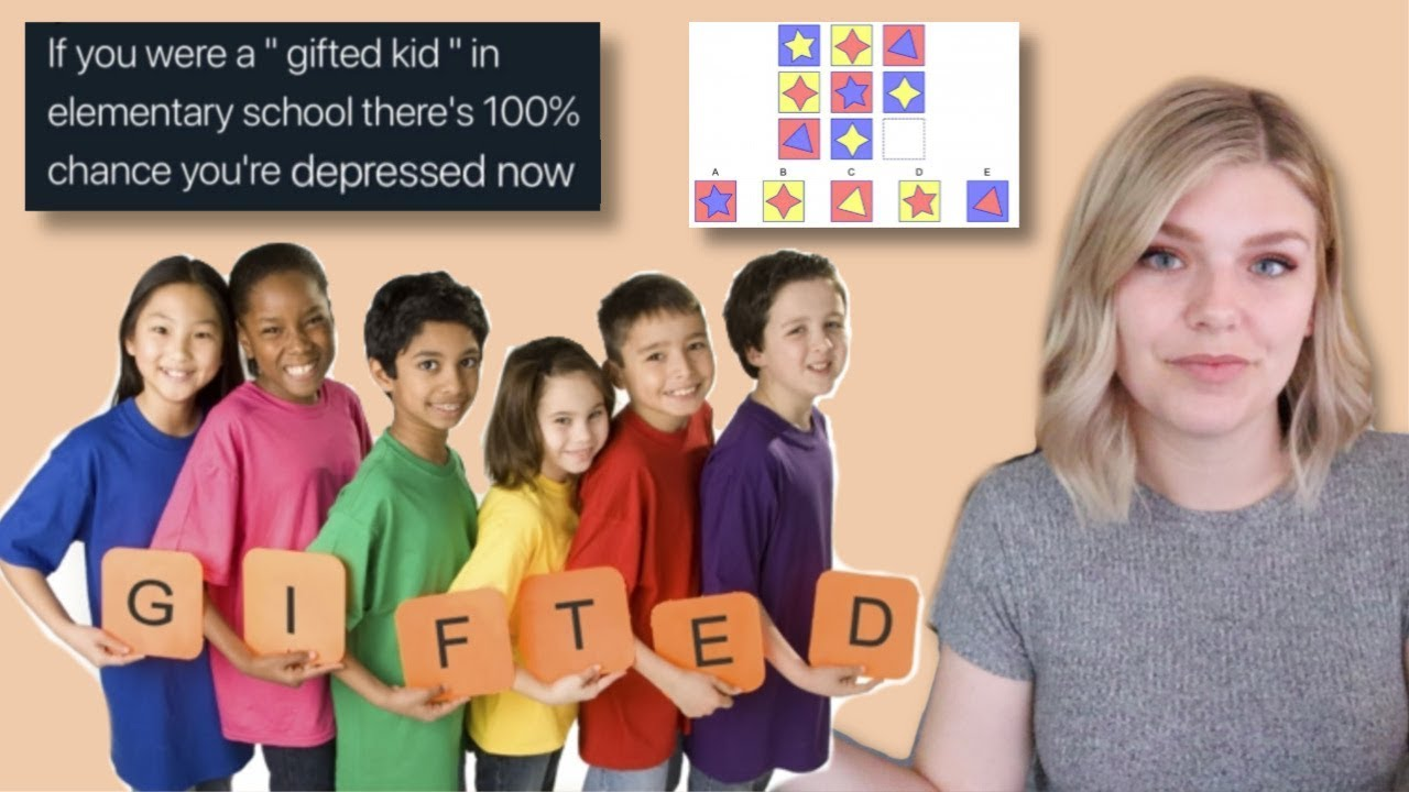 """The Curse Of Being A """"Gifted"""" Student"""
