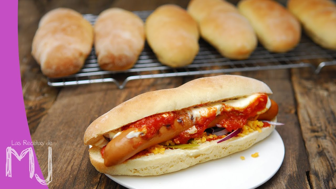 Receta De Hot Dog