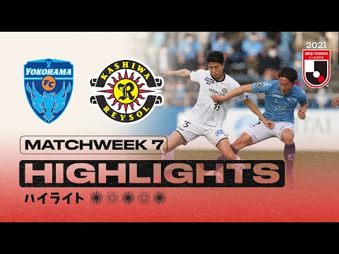 Yokohama FC Kashiwa Goals And Highlights