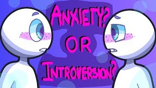 5 Signs It's Social Anxiety and not Introversion