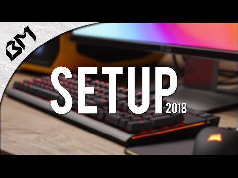 MON NOUVEAU SETUP GAMING - YouTube & Twitch - Gaming Room