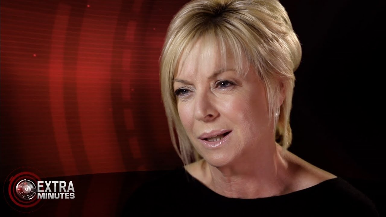 """He seduced me!"" Liz Hayes in a 60 Minutes reporter ..."