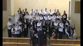 Buxtehude cantate: Nichts soll uns scheiden von der Liebe Gottes.wmv
