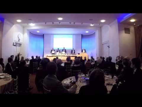 2015 Marconi Society Award Dinner and Presentation