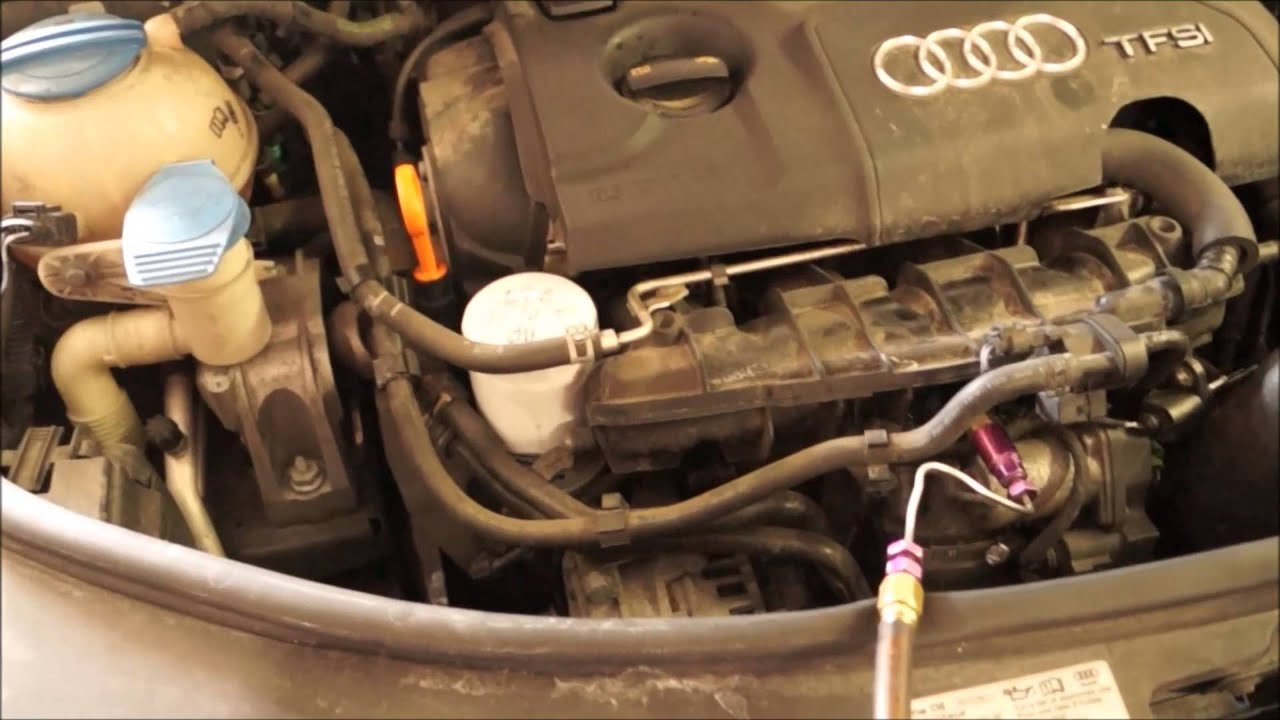 How I Prevent Amp Remove Carbon Build Up On Audi A4 Tfsi