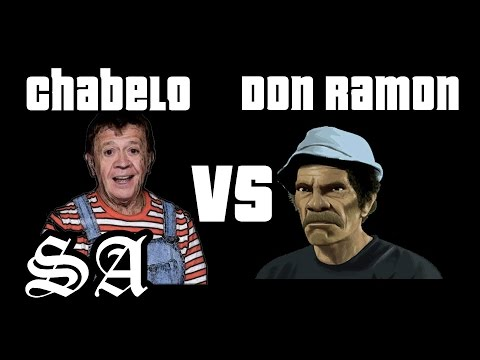 Don Ramon VS Chabelo GTA Mexico