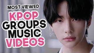 «TOP 60» MOST VIEWED KPOP GROUPS MUSIC VIDEOS OF 2019 (October, Week 4)