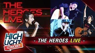 The Heroes Live l bodyslam , COCKTAIL , POTATO , BIG ASS