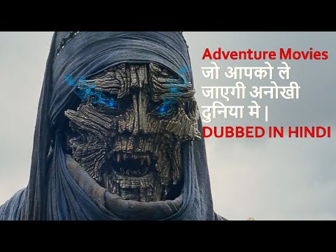 Top 10 Best Adventure Movies Dubbed In Hindi All Time Hit