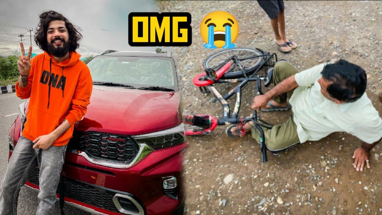 New Car Ki Pelhi Ride Pr Ye Kya Hua 😲 OMG