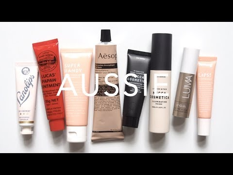 Australian Beauty Gift Guide | Edit Of Aussie Brands For Visitors