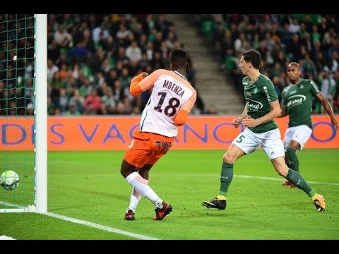 AS Saint-Etienne - Montpellier HSC 0-1 Le résumé du match