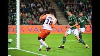 AS Saint-Etienne - Montpellier HSC 0-1 Le résumé du match