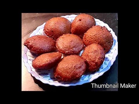 Moricha ghurer handesh (teler pitha)