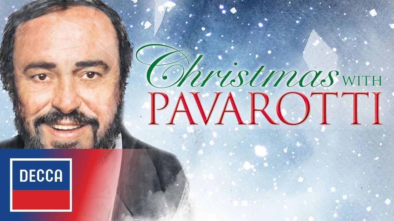 Christmas with Pavarotti - Album Sampler - YouTube