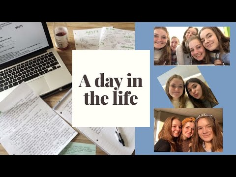A Day In The Life At A Dutch High School
