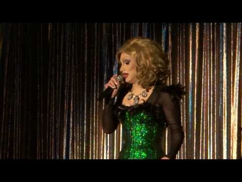 Jinkx Monsoon, live at Parliament House