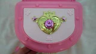 Sailor Moon S Jewelry Moonlight Densetsu Miracle Music Box Orgel Locket Melody Cosplay Rpg Toy