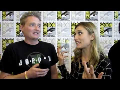 ComicCon : Spencer Grammer Talks 'Rick and Morty' Season 3, Channels DMX.