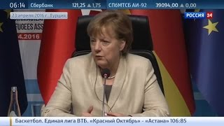 Переговоры Меркель и Туска в Анкаре прошли непросто