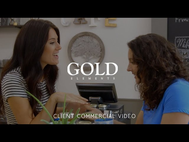 Gold Elements Nail Kit Commercial Video - Made by Envy Creative