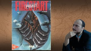"Gaming History: Project Firestart ""The original survival-horror game"""
