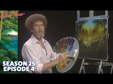 Bob Ross - Splashes of Autumn (Season 25 Episode 4)