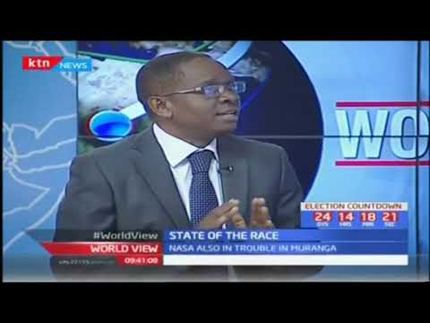 Kisumu Central MP aspirant Onyango Oloo discusses the IEBC tender moving to the Court of Appeal