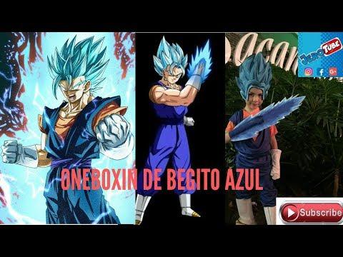 UNBOXING - DRAGON BALL SUPER: FIGURA VEGITO BLUE!! 2019