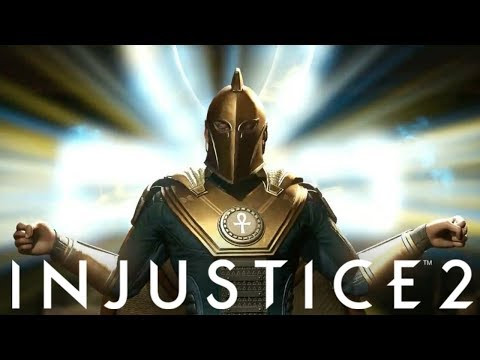 Injustice 2 - How to Dominate as Doctor Fate!