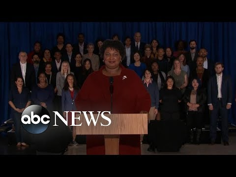 Stacey Abrams delivers Democratic response to Trump's State of the Union Mp3