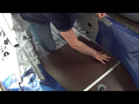 Лодка надувная Марлин 330