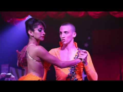 Best Salsa Cabaret introducing our Dancers Camila and Royer In Miami ft salsa caleña