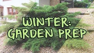 Winter: Garden Prep