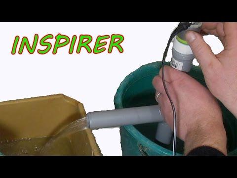 как сделать водяной насос своими руками
