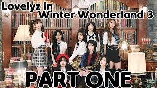 [ENG SUB] Lovelyz in Winter Wonderland 3 - Part 1