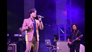 Kun Faya Kun - LIVE - Javed Ali - Times of India Concert- Hyderabad